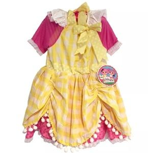 Lalaloopsy Dress Up Crumb Sugar Cookie Costume